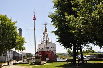 Marine Museum at Kingston