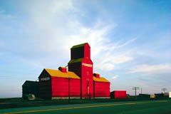 Saskatchewan is best known for its many Grain Elevators